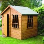 faház, faházak, garázs, szerszámtároló, előtető, eladó