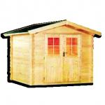 Kis kerti faház, szerszámtároló