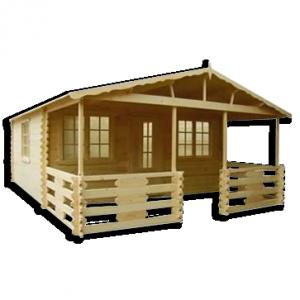 kerti faház szerszámtároló nyaraló